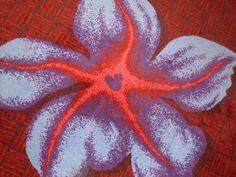 Hidden Mickey - In the Kona Cafe carpet at the Polynesian resort in WDW, FL