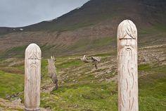 Gemlufallsheiði in Iceland