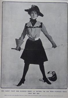 Evelyn Nesbit - 19C it Girl
