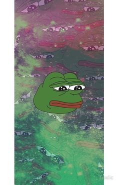 Rare Galaxy Pepe (Meme)