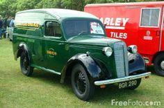1940s Bedford Van