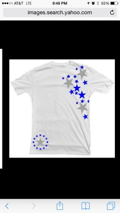 0c86e924c92a5e Many stars. Colleen Lawton Haase · Football T-Shirt Designs