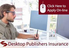 Desktop Publishers Professional Indemnity Insurance