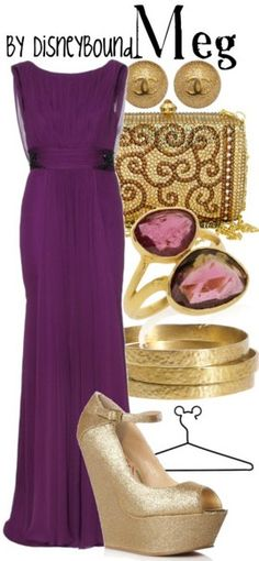 dream color, dream dress, if only i could get out to a fancy resturant, or party.