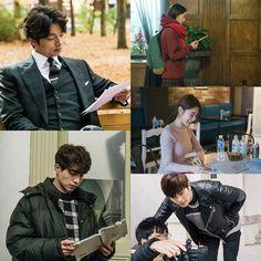 """Goblin"" from Gong Yoo to Yook Seong-jae @ HanCinema :: The Korean Movie and Drama Database"