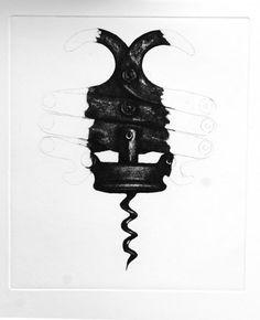 "Zoran Mishe - ""Hunter dinner ""-etching,aquatint-30x25cm Is 11, Printmaking, Buy Art, Paper Art, Saatchi Art, Original Art, Bulgaria, White Wine, Fine Art"