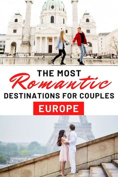Plan the perfect romantic trip in Europe by checking out these romantic destinations. Romantic places in Europe, honeymoon vacation ideas, most romantic destinations, couples vacation ideas, Valentine's day trip ideas, couples goals, European destinations, best cities for couples in Europe #couples #romantic #Europe #honeymoon