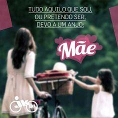 Parabéns a todas as Mães!