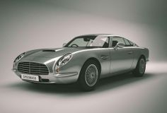 Speedback from David Brown Unveiled - Part Aston Martin, Part Jaguar - The 21st Century Bond Car - Supercompressor.com