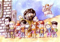 Harry Potter by Gigei on deviantART