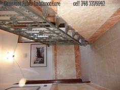 Esecuzione di finti marmi su pareti, contatta Canziani Fabio per un preventivo gratuito e senza impegno.