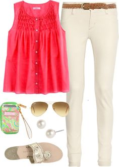 """Happy Easter!"" by classically-preppy ❤ liked on Polyvore"
