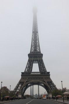 The #EiffelTower - Champ de Mars, #Paris