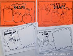 Shapes attributes booklet- What does the SHAPE say?