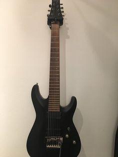 Schecter Demon Diamond #RigCheck feat. Manuel Schütter guitarticle.com #guitarticle