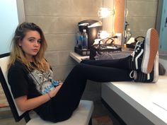"Fc Bea Miller.) ""Sup I'm Bea my older brother is Nick. I like to write music and hang out with my friends. Intro?"