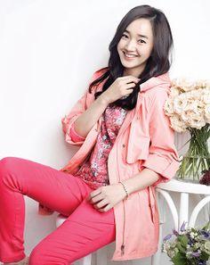올리비아로렌, 봄 여신 '수애'의 페미닌 스타일링 http://www.fashionseoul.com/?p=25847