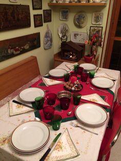 A casa di mamma 3: cena con i doppi genitori e mon amour