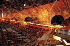 Mechel Romanya ve Ukrayna'daki çelik tesislerinde üretimi durdurdu