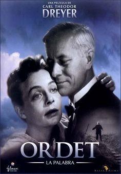Ordet (la palabra) (1955) Dinamarca. Dir: Carl Theodor Dreyer. Drama. Relixión. Películas de culto - DVD CINE 243