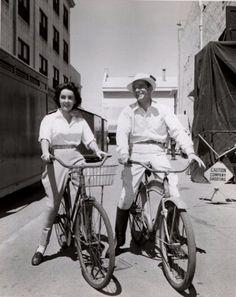 Elizabeth Taylor & Dana Andrews