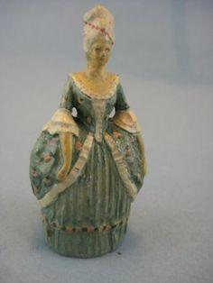 Plomb Vertunni Princesse DE Lamballe Robe Bleu | eBay