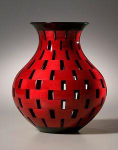 Open Segment Vase by Joel Hunnicutt (Wood Sculpture) - violon cello - Wood Turning Lathe, Wood Turning Projects, Wood Lathe, Segmented Turning, Home Nyc, Lathe Projects, Small Pen, Gourd Art, Wood Sculpture