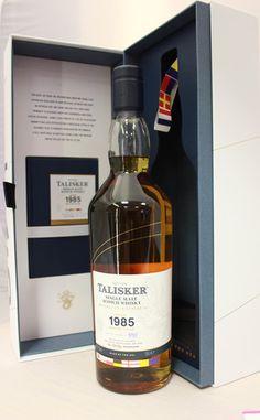Talisker 25 Year old - 1985 (2013 Release) Single Malt Scotch Whisky