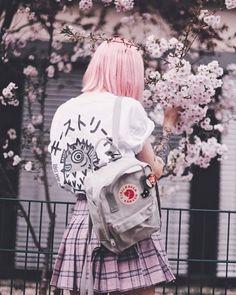 Harajuku Fashion, Kawaii Fashion, Cute Fashion, Aesthetic Girl, Aesthetic Clothes, Japanese Fashion, Asian Fashion, Photo Instagram, Ulzzang Girl