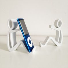 Phone stand - Iphone Holder - Ideas of Iphone Holder - phone stand file Byctrldesign 3d Printer Files, 3d Printer Kit, 3d Printer Designs, Best 3d Printer, 3d Printer Projects, Desk Phone Holder, Iphone Holder, Iphone Stand, Iphone Phone