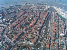 Harlingen. The Netherlands