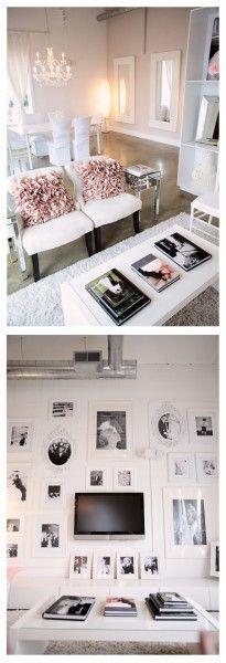 Wedding Photography Studio Inspiration