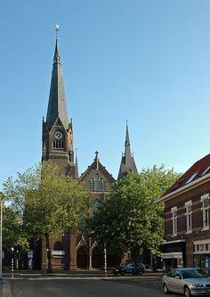 Nijmegen, Groenestraatkerk (The Netherlands) | by Pierino Smaniotto
