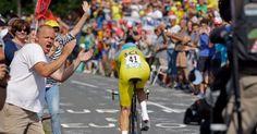 """Tour de France 2014, Vincenzo Nibali 4° nella cronometro: """"Non è un sogno"""""""