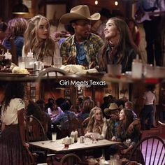 ~Girl Meets Texas