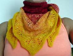 Ravelry: Zazouch's J'ouvre mon coeur - a beautiful colourful version of previously pinned pattern.