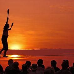 Head to Mallory Square for Sunset on Duval Street in Key West