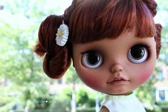 Sammy - custom Blythe art ooak doll by Jodiedolls