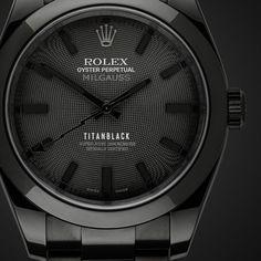Rolex Milgauss Gravity