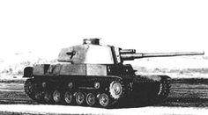 A Japanese heavy tank prototype