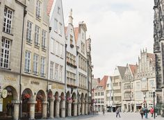Walking the Streets of Munster Germany | photography by http://vickigraftonphotography.com/blog/