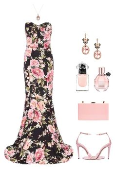 """""""Simple as that no.177"""" by ronnie-27 ❤ liked on Polyvore featuring Dolce&Gabbana, Shay, Gucci, Natasha, Effy Jewelry, Guerlain and Viktor & Rolf"""