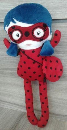 Li Vieira Artesanato: Boneca Ladybug