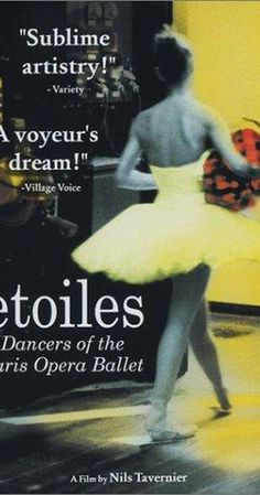 Directed by Nils Tavernier. With Aurélie Dupont, Laurent Hilaire, Nicolas Le Riche, Manuel Legris. ETOILES: DANCERS OF THE PARIS OPERA BALLET celebrates the legacy of one of the best ballet companies in the world by weaving together rehearsals, tour snapshots and performances of classical ballets such as Swan Lake and La Sylphide, as well as contemporary works such as Maurice Bejart's Ninth Symphony, Jiri Kylian's Doux Mensonge (Sweet Lies) and Pierre Darde's Orison.