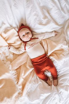 Baby Valentine's Day Onesies || Tenth