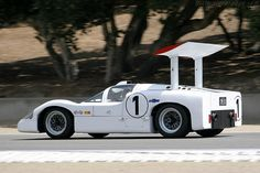Chaparral 2F Chevrolet (Chassis 2F002 - 2005 Monterey Historic Automobile Races) High Resolution Image