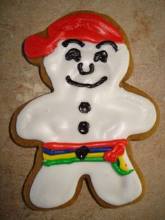 Biscuit Bonhomme Carnaval de Qc Quebec Winter Carnival, Christmas Baking, Christmas Ornaments, Canadian Things, Teaching French, Ronald Mcdonald, Holiday Decor, Canada, Baking Ideas