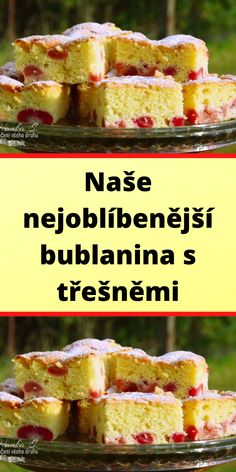 Czech Recipes, Cereal, French Toast, Czech Food, Food And Drink, Breakfast, Bakken, Morning Coffee, Breakfast Cereal