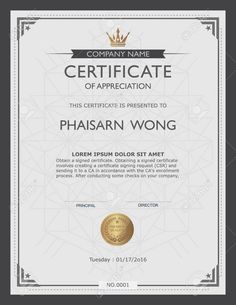 Certificate Template And Element. Royalty Free Cliparts, Vectors, And Stock Illustration. Certificate Of Merit, Certificate Of Achievement Template, Certificate Design Template, Certificate Of Appreciation, Award Certificates, Business Cards Layout, Visiting Card Design, Birth Records, Letter To Parents