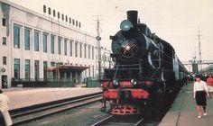 Хабаровск, вокзал